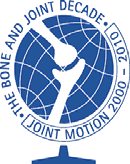 The Bone and Joint Decade - Joint Motion 2000-2010