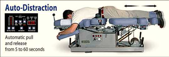 Computer Controlled Spin Traction Chiropractic Care Near Me