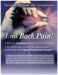 Spine Traction - Chiropractic Care Near Me